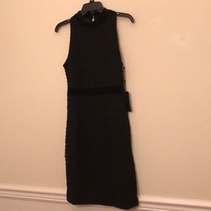 NWT Tommy Hilfiger Women's Black Dress 10